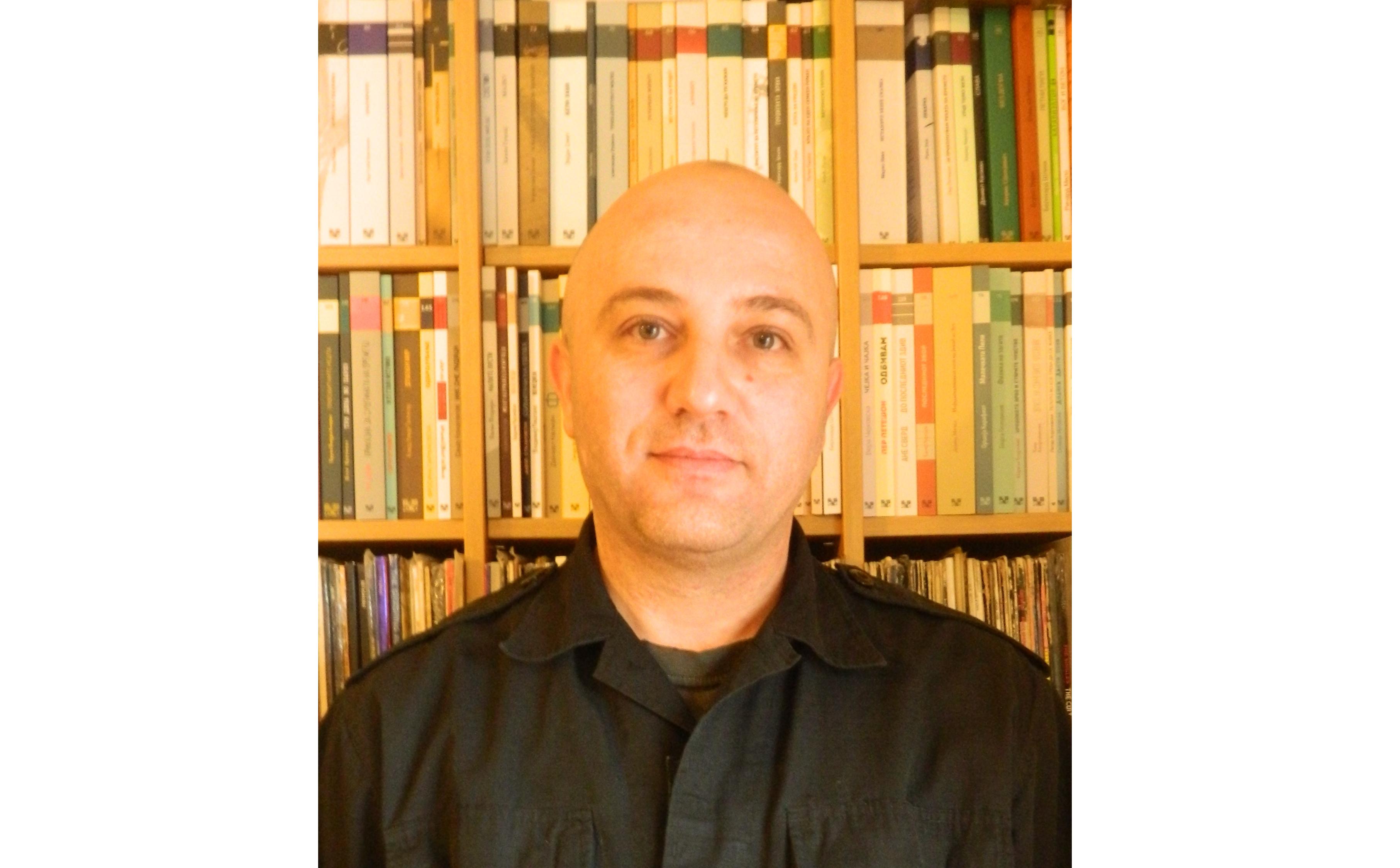 Игор Анѓелков