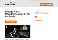 Kutlrurama – Goethe-Institut's platform with worldwide online cultural events