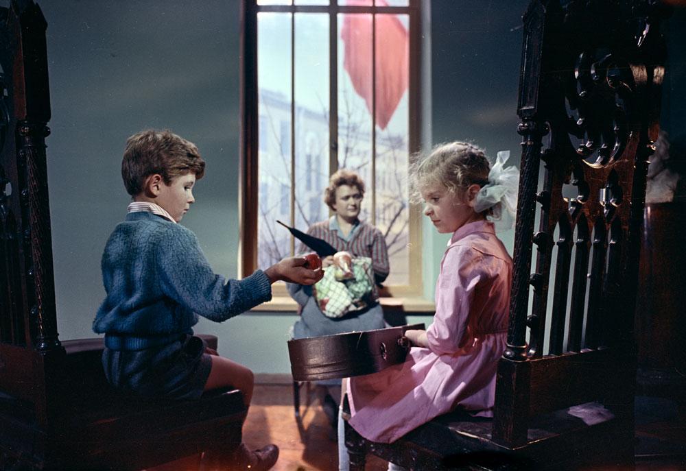 ПАРНОТО ТРКАЛО И ВИОЛИНАТА / <br>THE STEAMROLLER AND THE VIOLIN / КАТОК И СКРИПКА (1960, USSR, 46')
