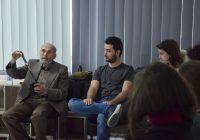 Работилница за филозофија и филм со проф. Сидовски (19-22 април)