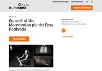 Kutlrurama – платформа на Гете-институтот со онлајн културни настани